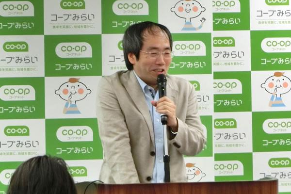 講師:大内裕和さん